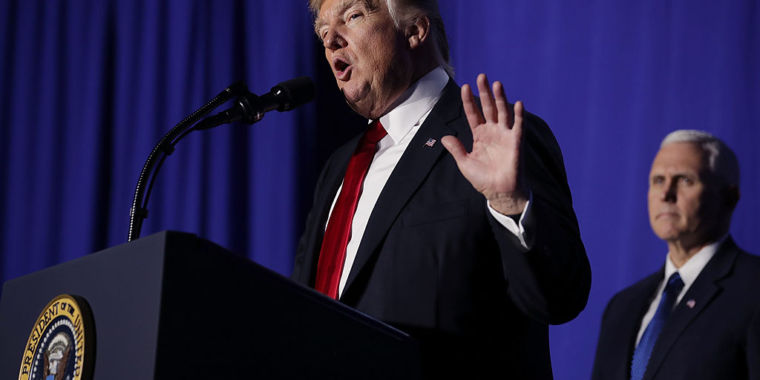 "Trump plans to dismantle Obama-era ""Startup Visa"""