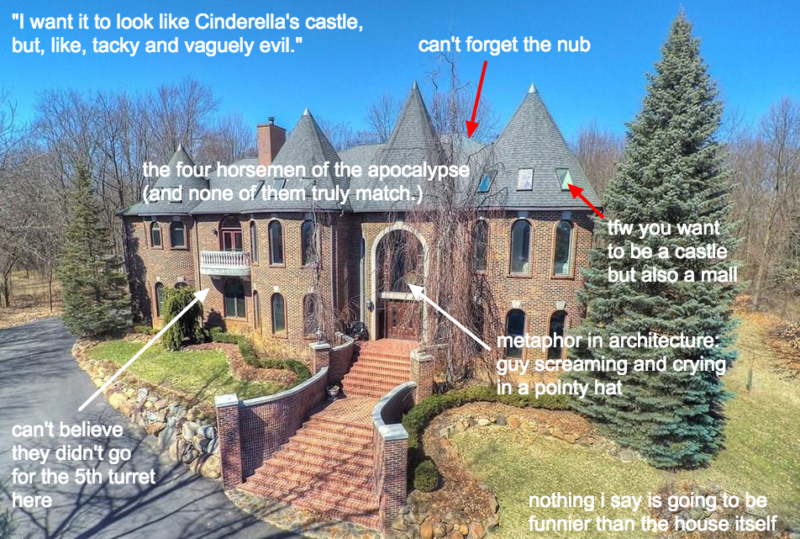 McMansion Hell returns, ditches all Zillow images to prevent legal battle