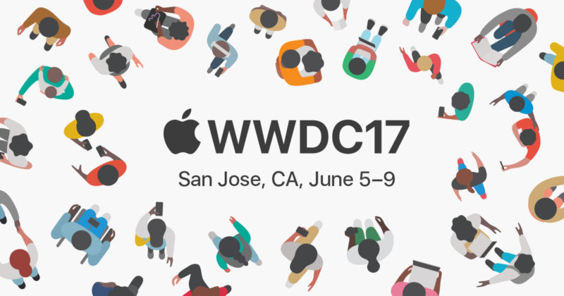 Liveblog: Apple's WWDC 2017 keynote