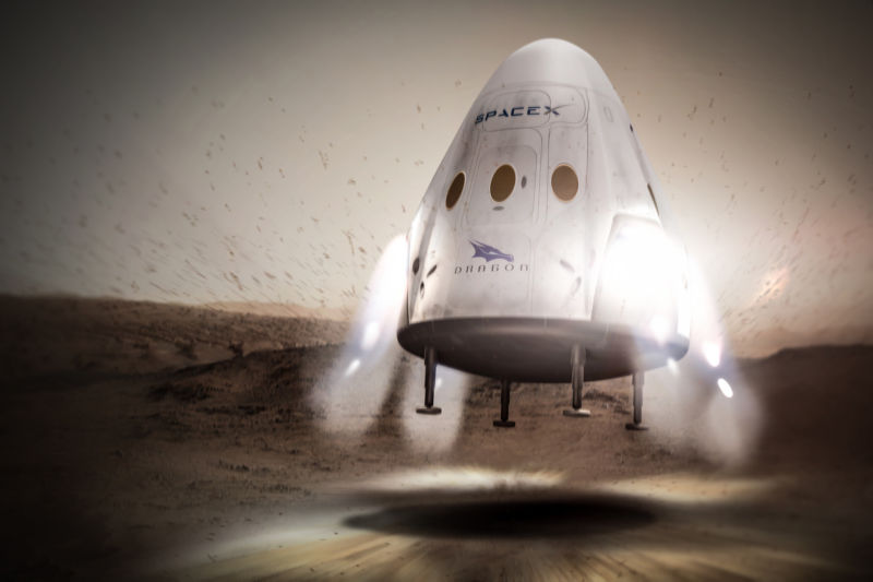 Here's Why SpaceX Ditched Propulsive Landings for Dragon Spacecraft