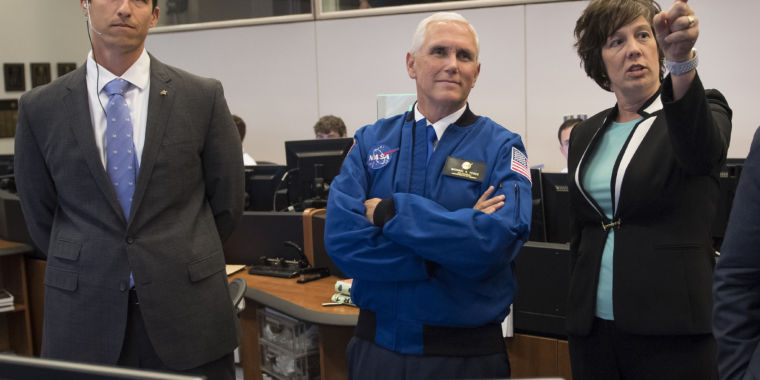 Vice President Mike Pence is set to name a cadre of Artemis astronauts thumbnail