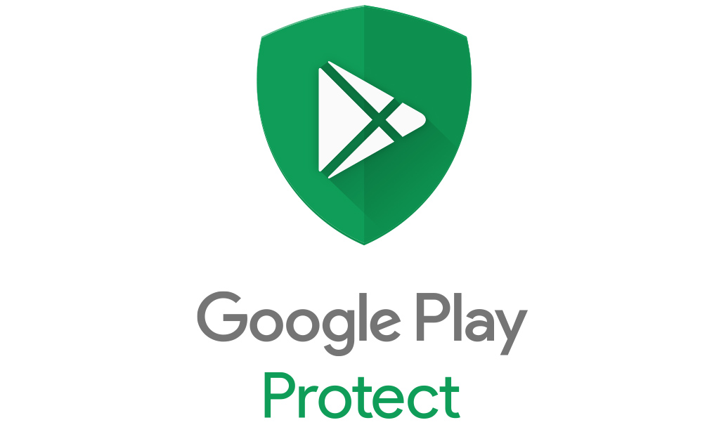 """The Play Protect logo. Google AntiVirus"" would have worked, too."