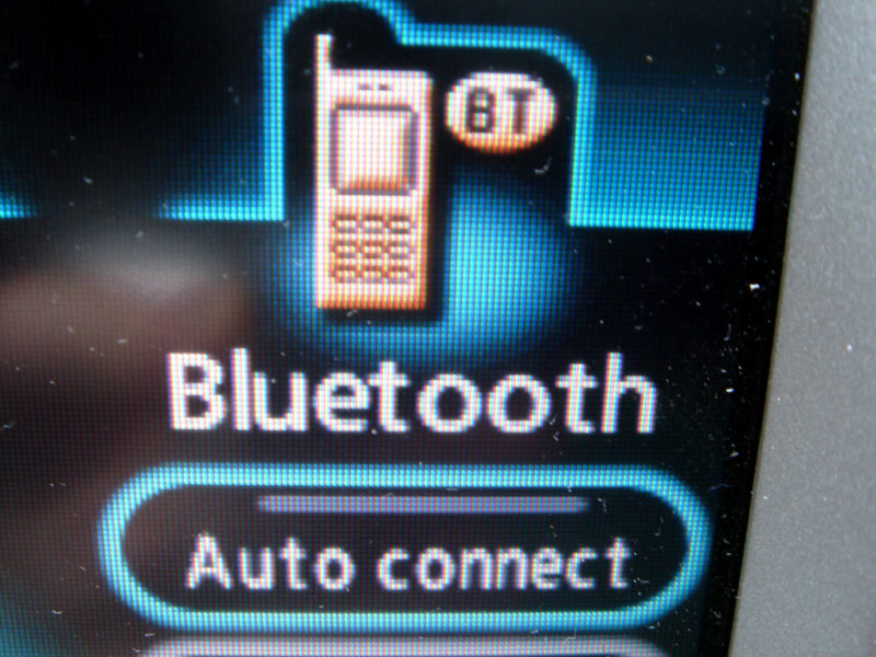 Who needs connected cars when almost all of us drive around emitting Bluetooth signals?