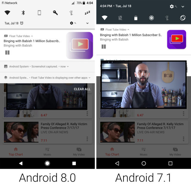 Android 8 0 Oreo, thoroughly reviewed | Ars Technica
