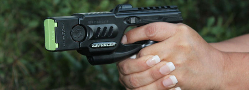 Phazzer's Enforcer weapon retailed for around $600, compared with $900 for a comparable Taser weapon.