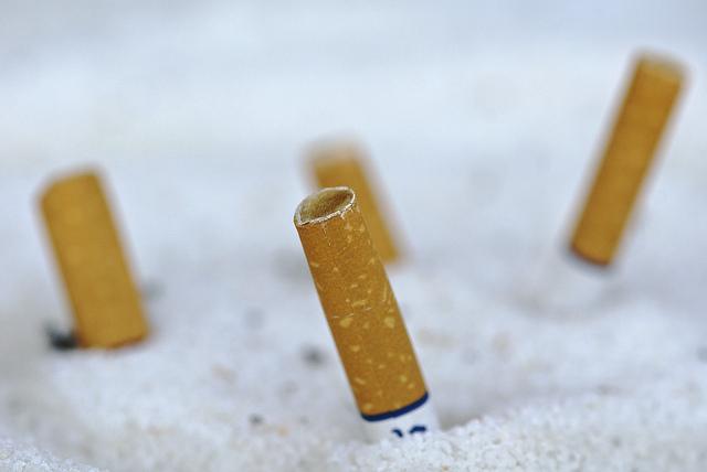 FDA wants to make cigarettes non-addictive, give e-cig makers a leg up