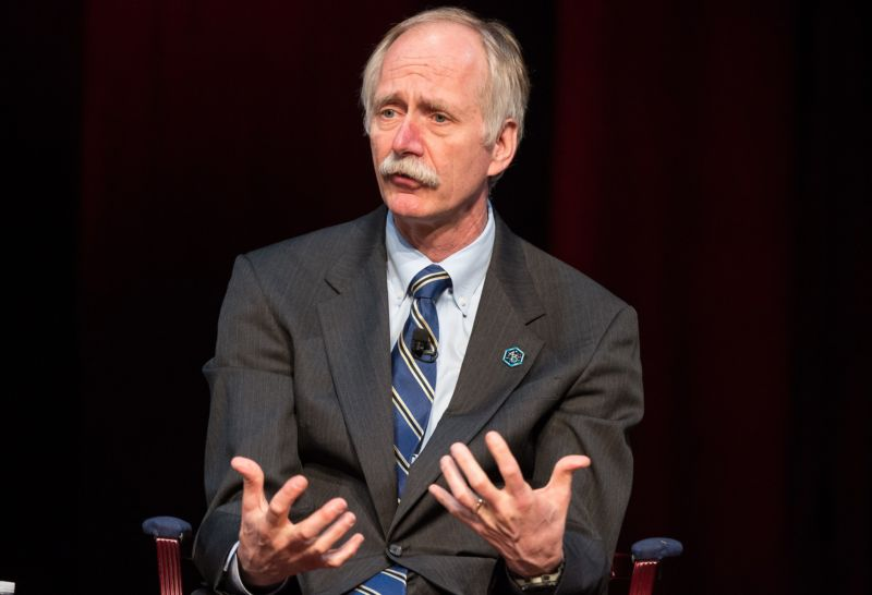 NASA's chief of human spaceflight, Bill Gerstenmaier, speaks at the Humans to Mars summit in 2015.