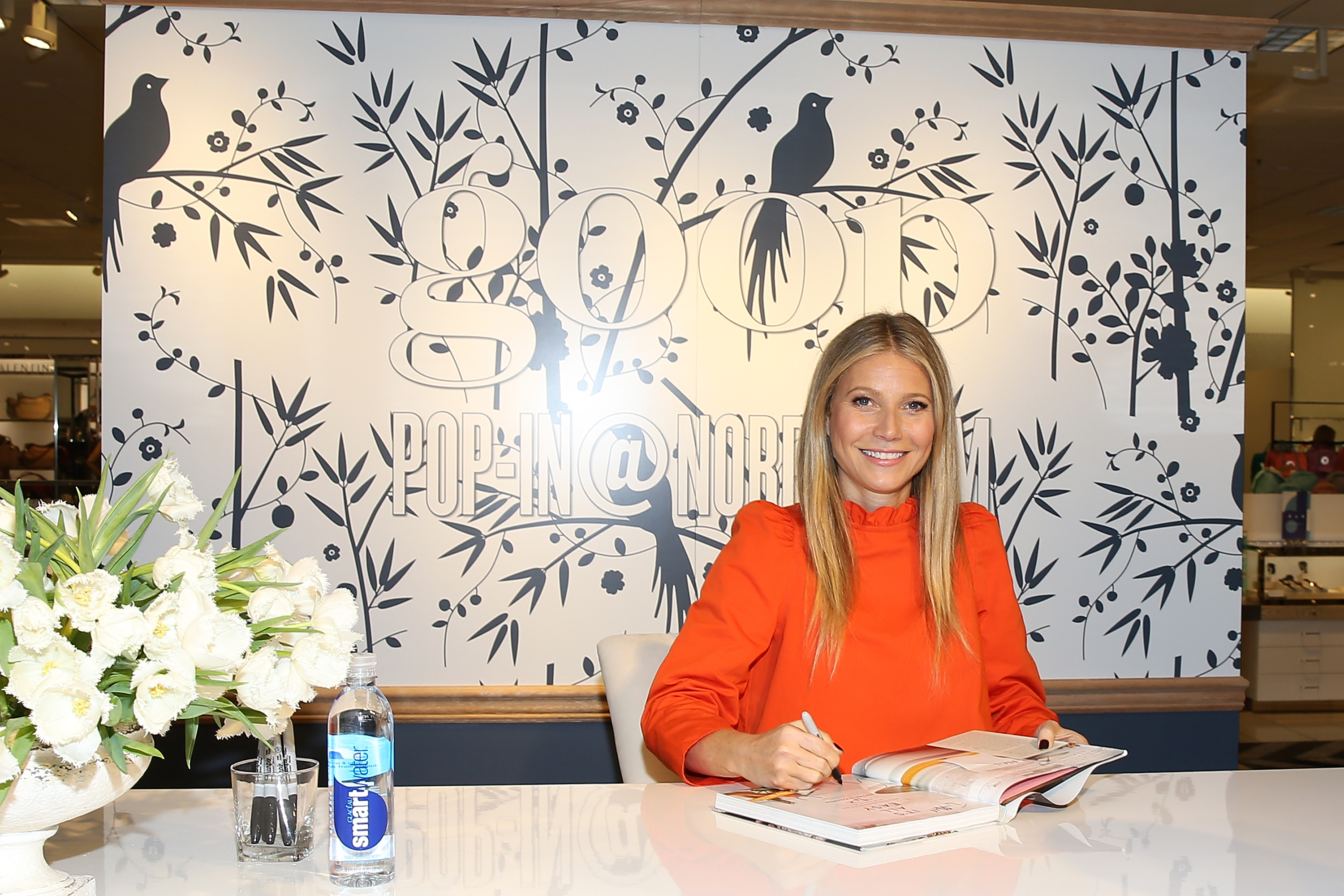 Gwyneth Paltrow attends book signing at goop-pop-in@Nordstrom on June 8, 2017 in Los Angeles, California.