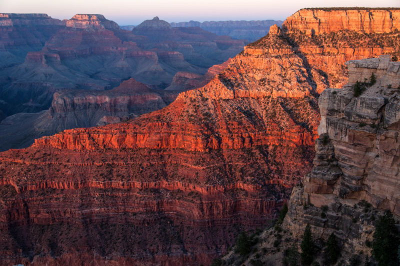 Creationist sues national parks, now gets to take rocks from Grand Canyon