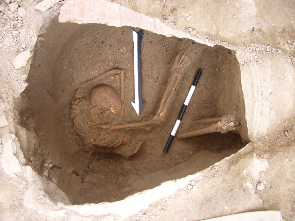 Genetic evidence suggests the Canaanites weren't destroyed after all