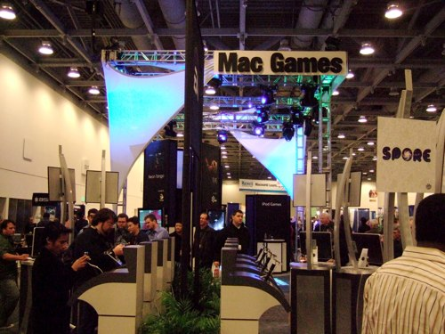 "The gaming pavilion at <a href=""https://arstechnica.com/apple/2008/01/macworld-ars-the-death-and-life-of-mac-gaming/"">MacWorld 2008</a> held such promise..."