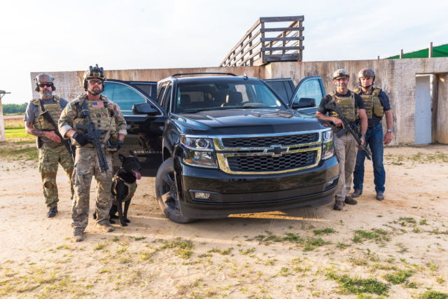 Ever wondered why US Special Forces love the Chevy Suburban so much