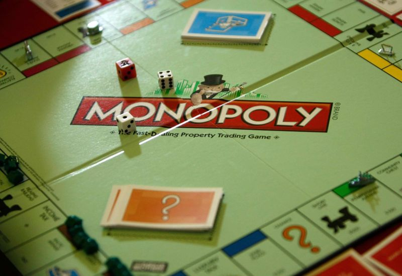 Top officials have decided monopolies aren't fun and games.