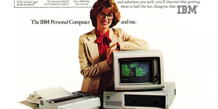 The complete history of the IBM PC, part two: The DOS empire