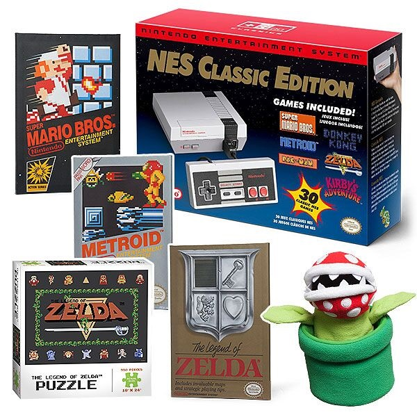 Get the NES Classic on ThinkGeek while you can [Updated: You can't]