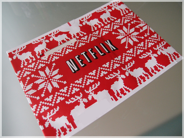Another early holiday gift for Netflix investors this year.