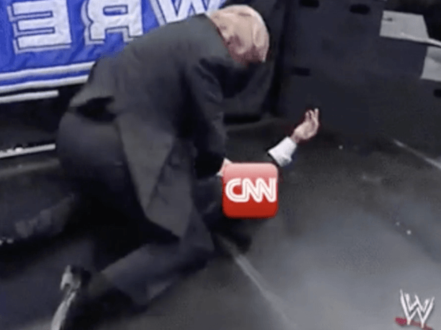 CNN implied threat against redditor over Trump-CNN GIF ignites Internet