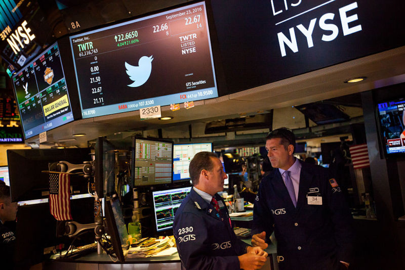 Twitter Shares Plummet After It Reports No Usage Growth In Q2