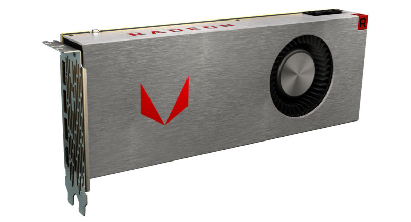 "RX Vega 64 and RX Vega 56: AMD will ""trade blows"" with GTX 1080 for $499"