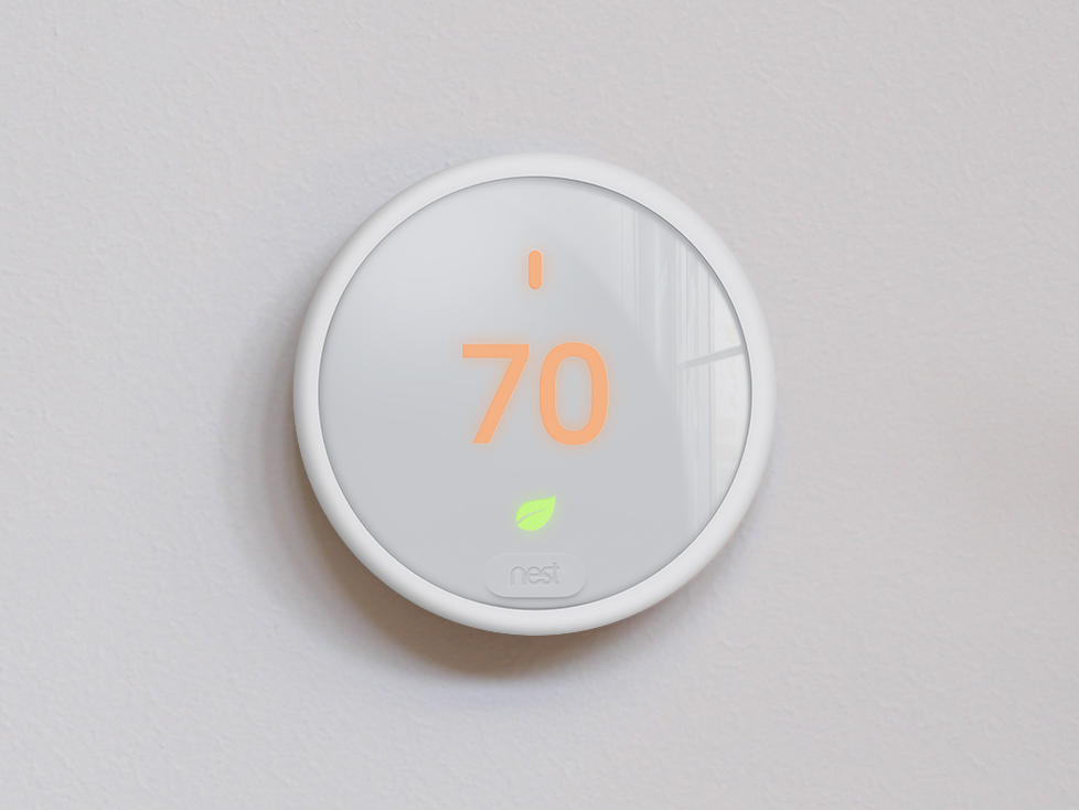 The Nest Thermostat E.