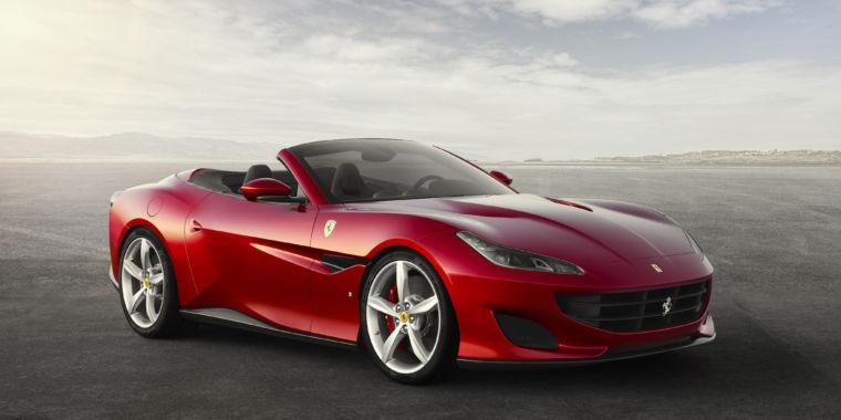 Ferrari says goodbye California T, hello Portofino