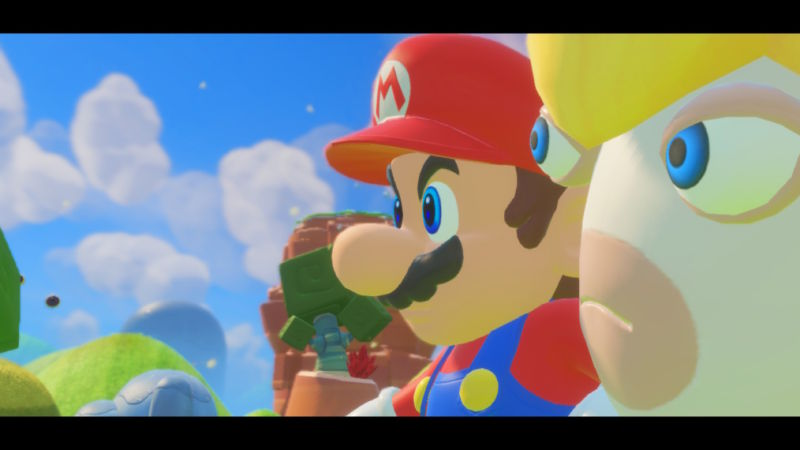 Mario + Rabbids Kingdom Battle is a great introduction to tactical RPGs