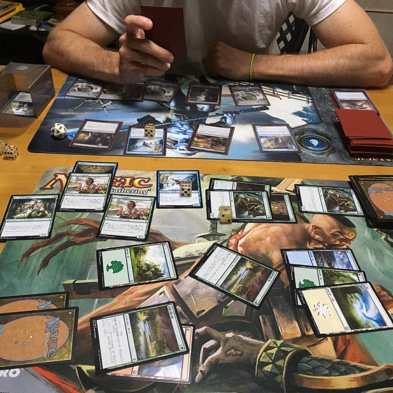 Judge tosses case brought by Magic: the Gathering judge who wants to be paid