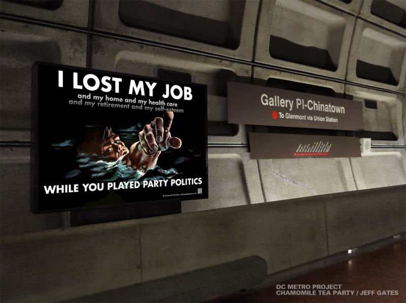 Issue ads like this one from 2012 used to be commonplace in the DC metro.