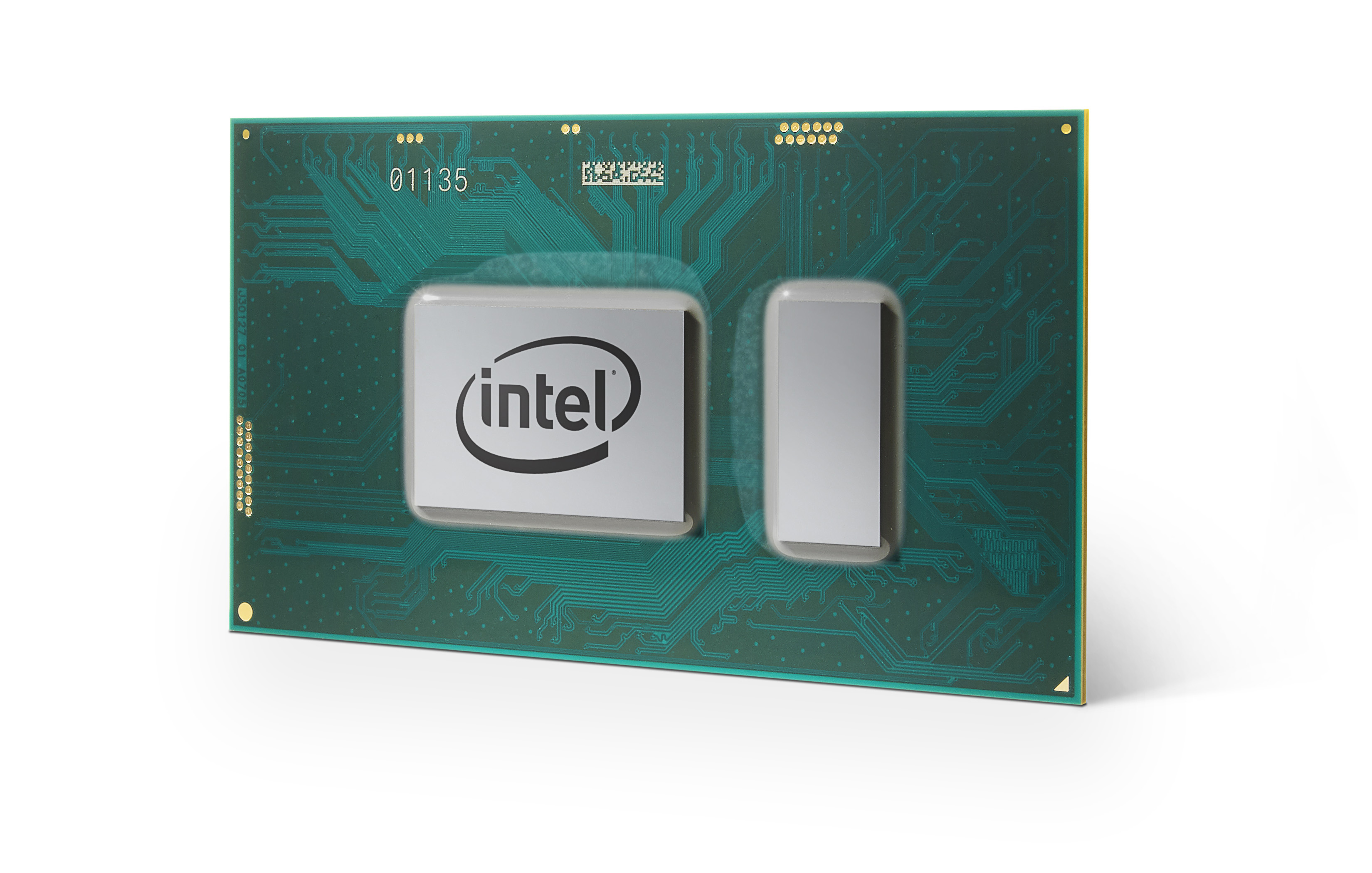 "U-series ""8th Generation"" Intel Core processor."