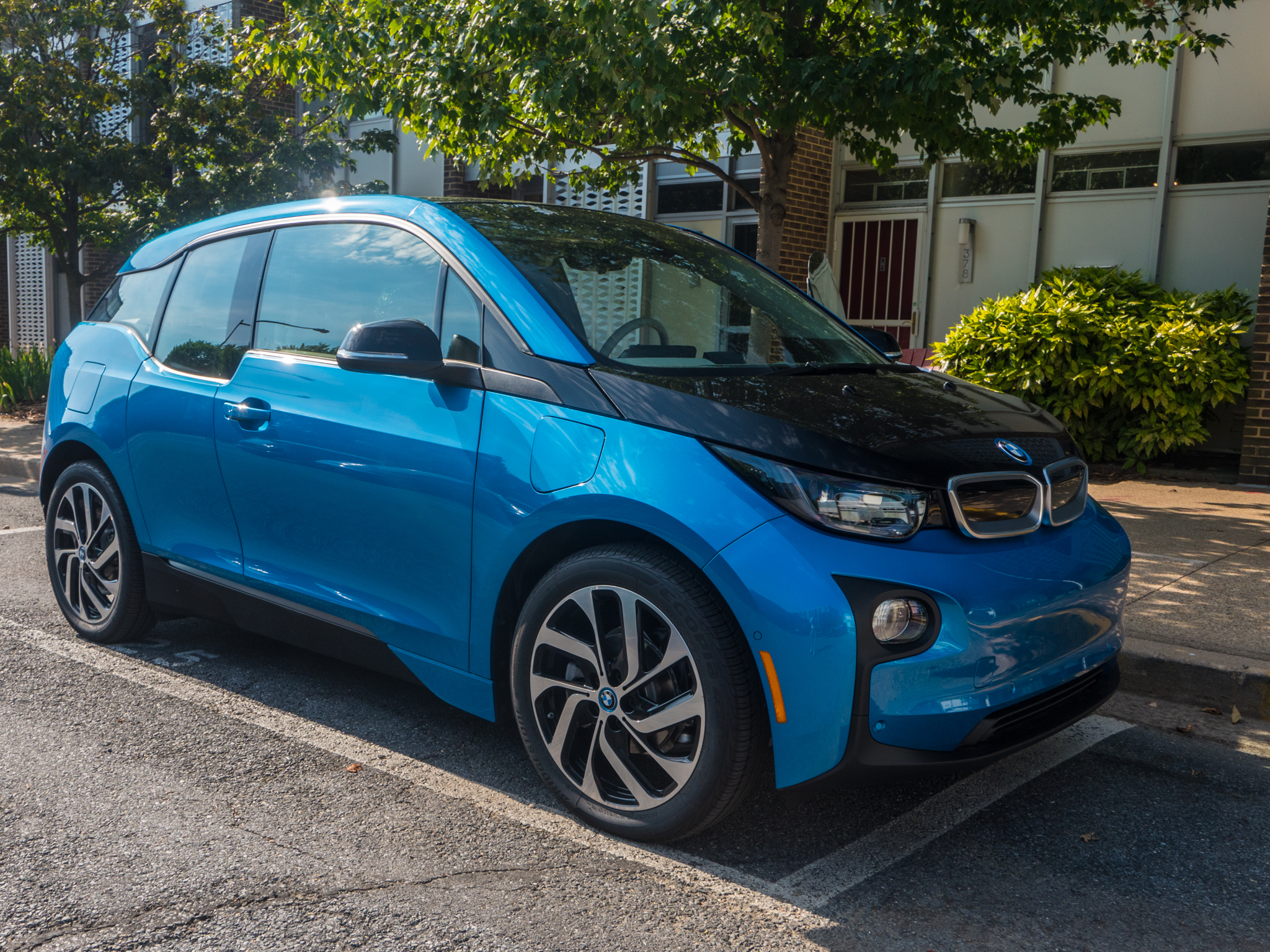 The Bmw I3 Revisited A Better Battery Solves Half Its Problems