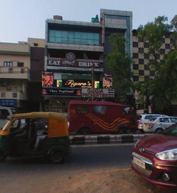 1 Club Road, Delhi, India.