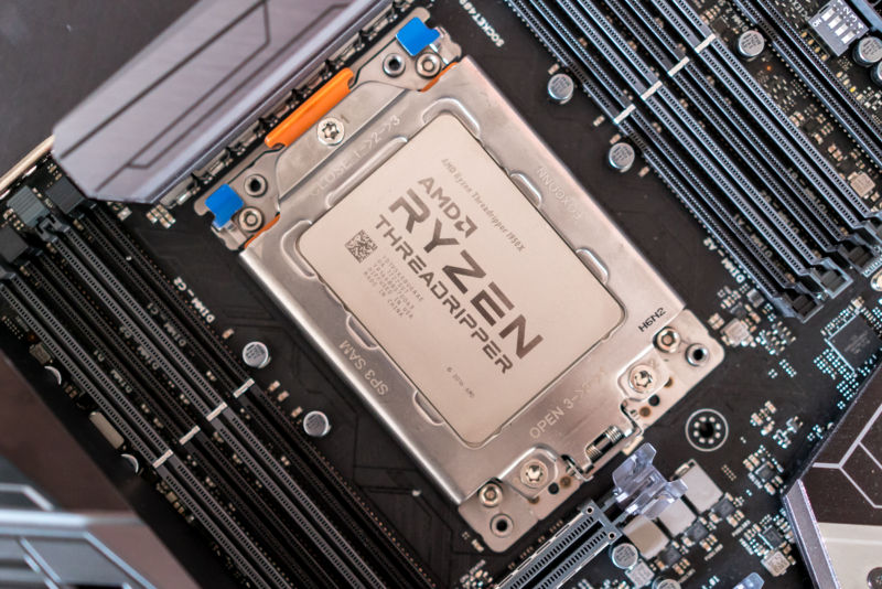 AMD Threadripper 1950X review: Better than Intel in almost