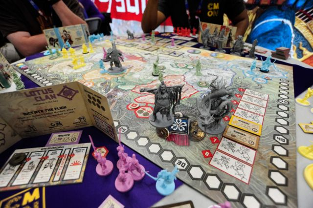 The Hottest New Board Games From Gen Con 2017 Ars Technica