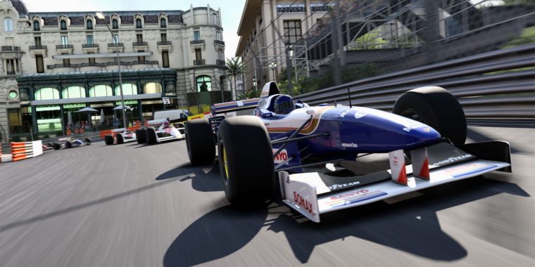 f1 2017 review codemasters has given us another cracking game ars technica. Black Bedroom Furniture Sets. Home Design Ideas