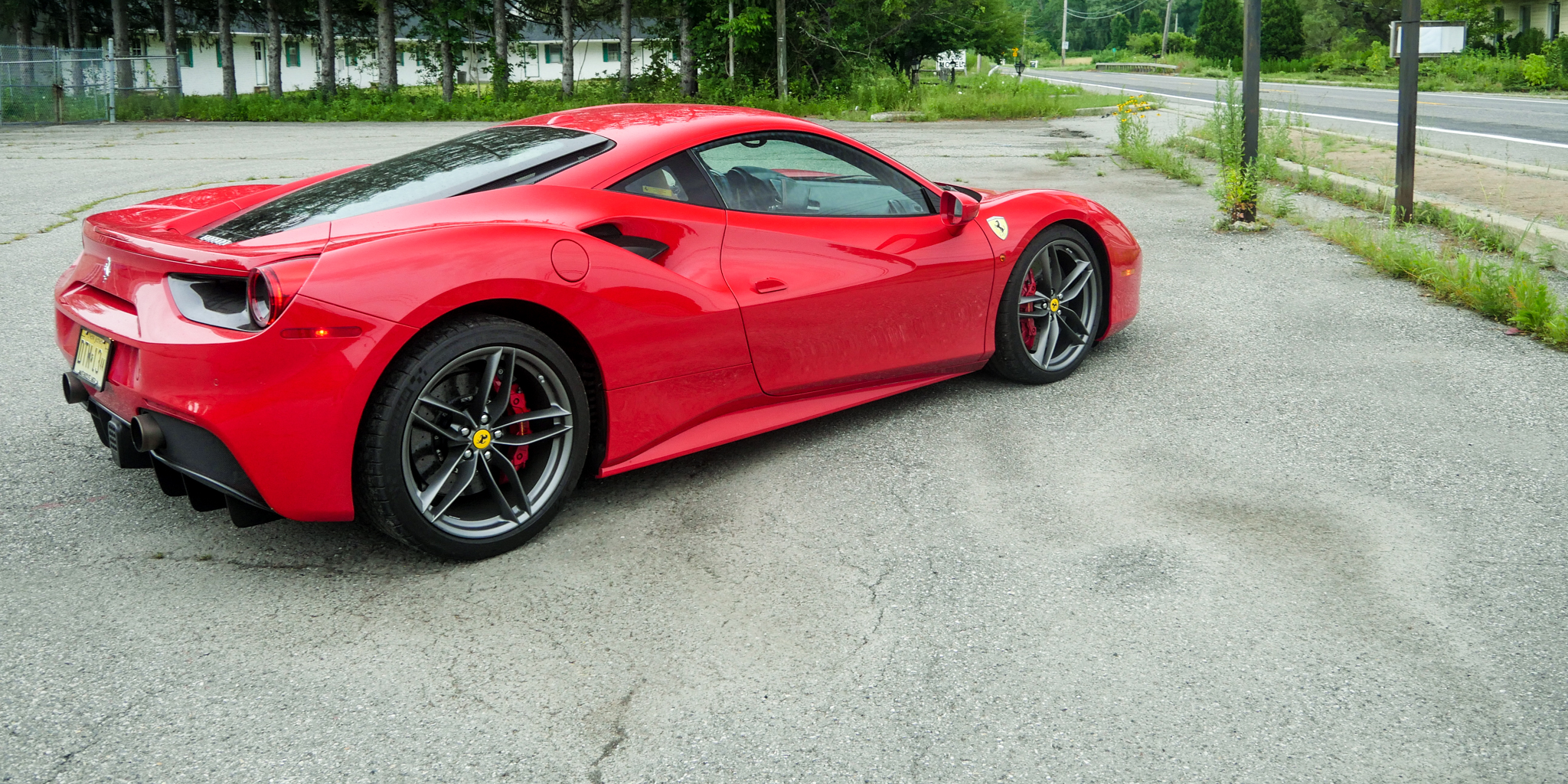 Road tripping in a Ferrari 488 GTB: Worth the wait