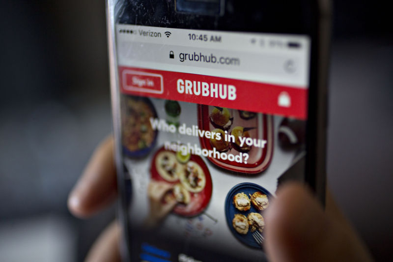 Grubhub drivers are contractors—not employees—judge rules