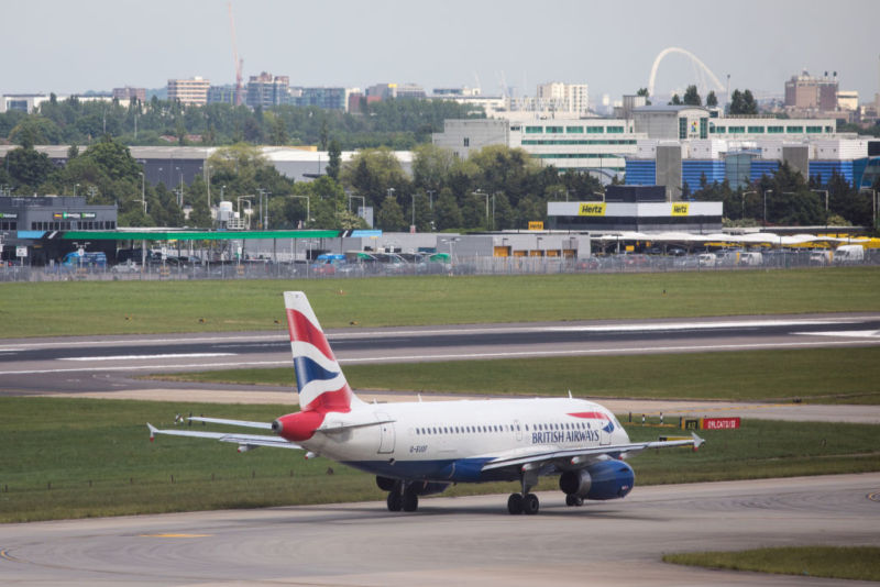 British Airways' passengers suffer check-in delays—airline says IT systems are fine