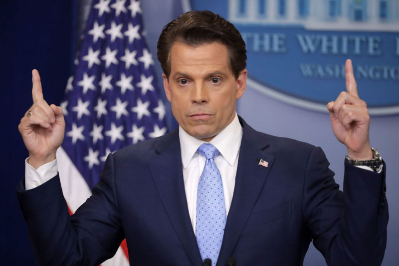 Scaramucci Accidentally Listed As Dead In Harvard Law Alumni Directory