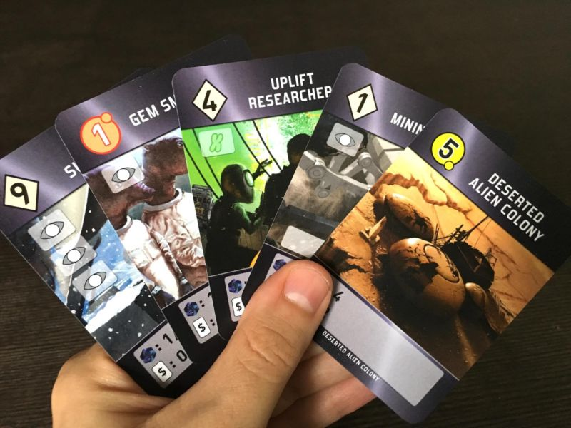 Jump Drive review: An addictive, lightning-quick sci-fi card game