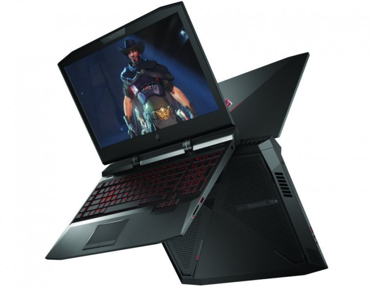 HP's Omen X laptop overclocks on-the-go gaming