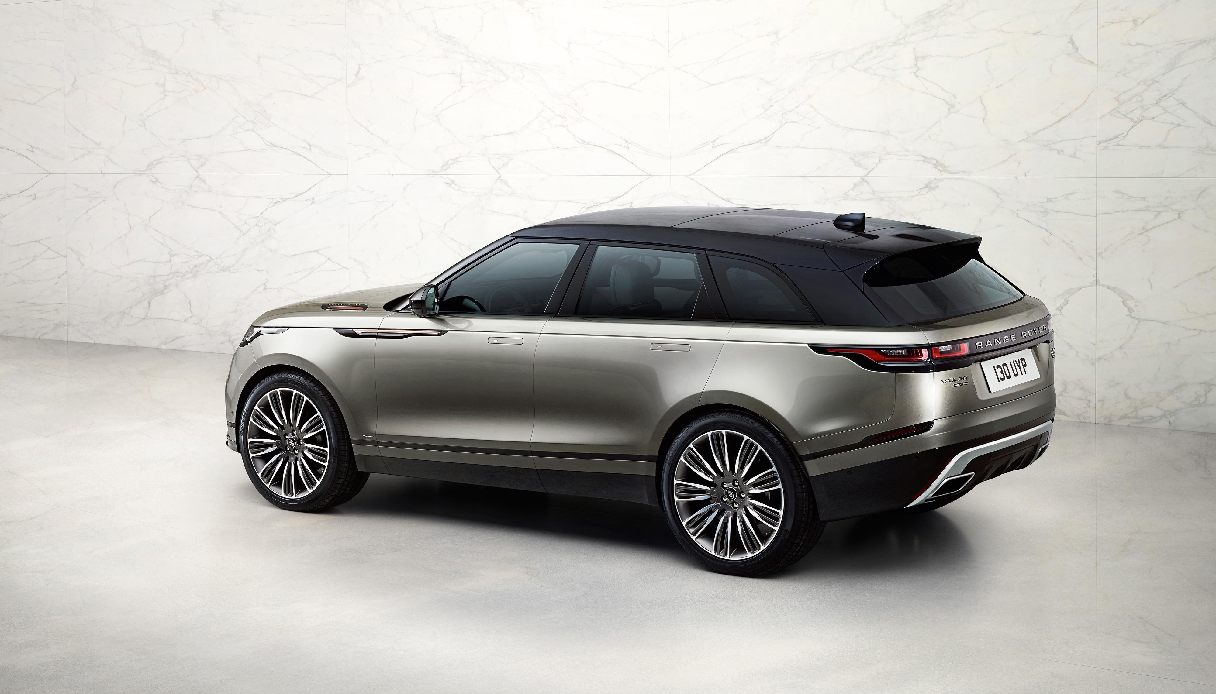 2018 Range Rover Velar: Specs, Design, Price >> Range Rover Velar Review A Handsome Slab Of British Luxury