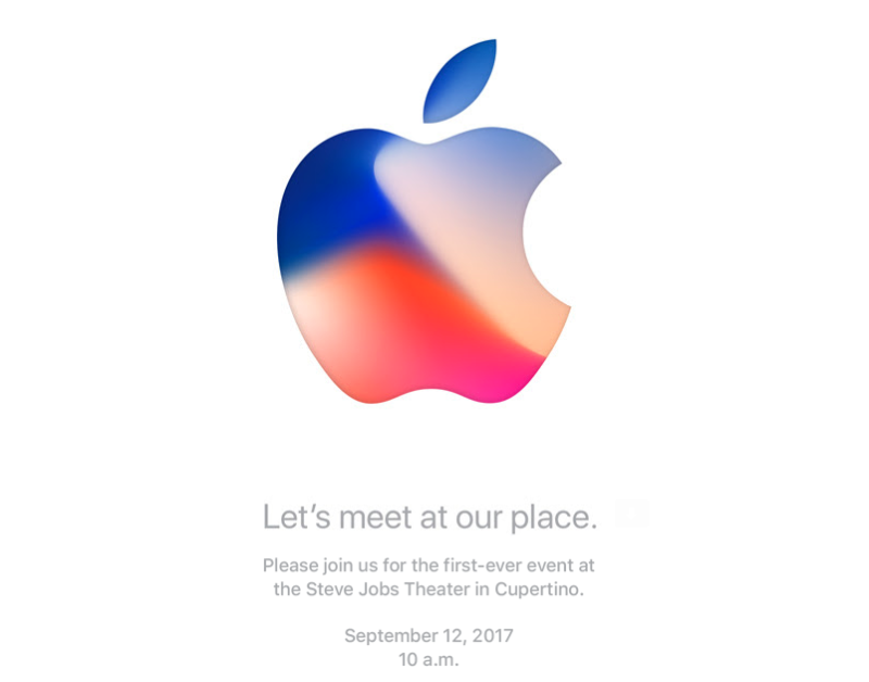 photo image Apple will hold its iPhone event on September 12