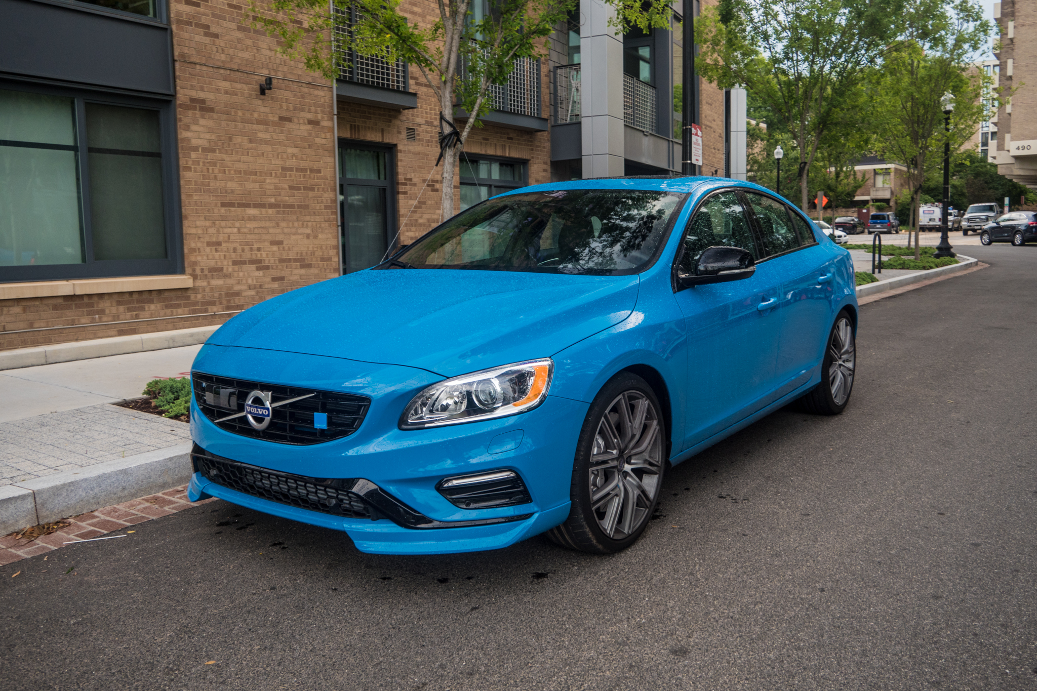 The 2017 S60 Polestar is a most intriguing car | Ars Technica