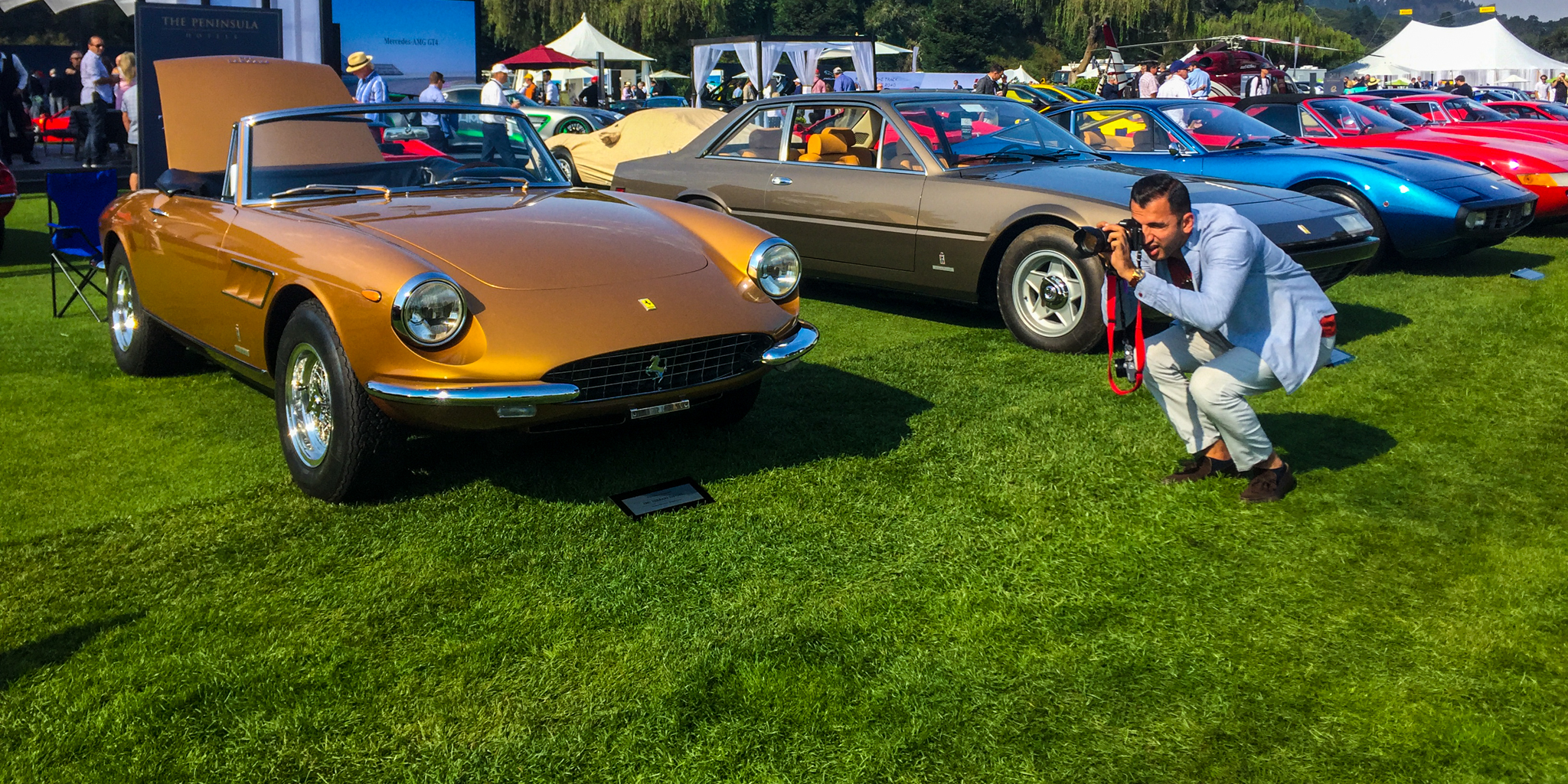 Monterey Car Week is like Comic Con and the Oscars but with wheels ...