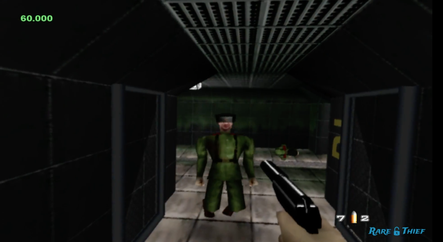 We Say Happy Birthday To Goldeneye 007 By Looking At My 20