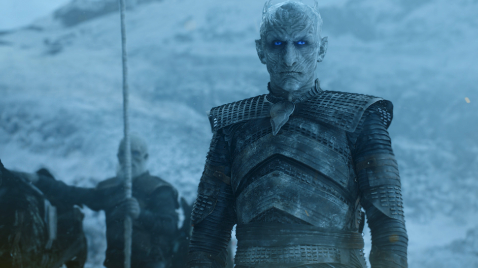 An Appreciation Of Game Of Thrones White Walkers From A Zombie