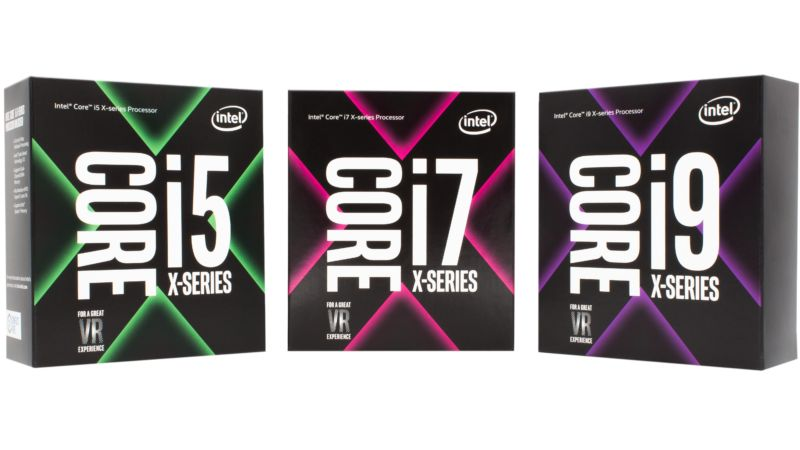 Intel 18-core Core i9-7980XE launches September 25 for $2,000