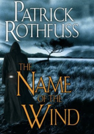 Lin Manuel-Miranda, creator of <em>Hamilton</em>, is adapting the Kingkiller Chronicle into a movie and TV series. <em>Name of the Wind</em> is the first novel in the series.