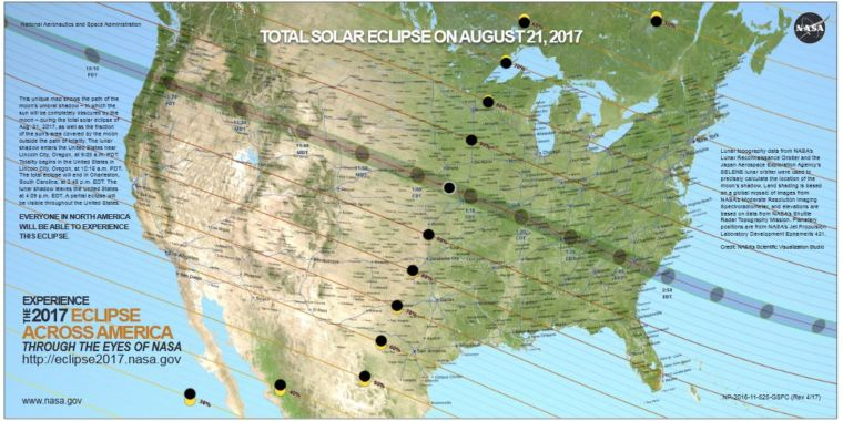 So You Re Not Seeing The Eclipse Today Ars Technica