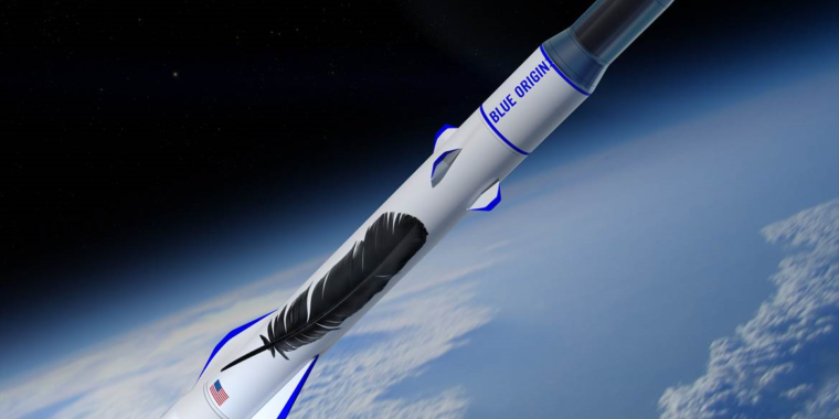 Rocket Report: New Glenn finally gets a date, SLS hot fire slips to March